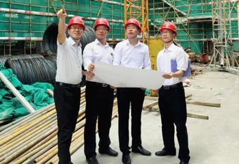 广珠电气技术团队考察项目情况