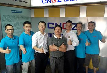 广珠电气销售精英团队