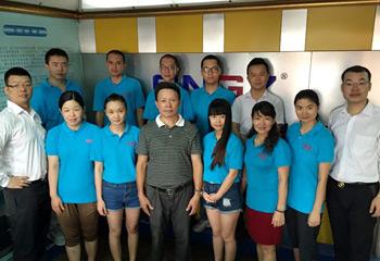 广珠电气销售团队