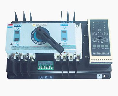 智能型双电源自动转换开关(CB型)(一体式)