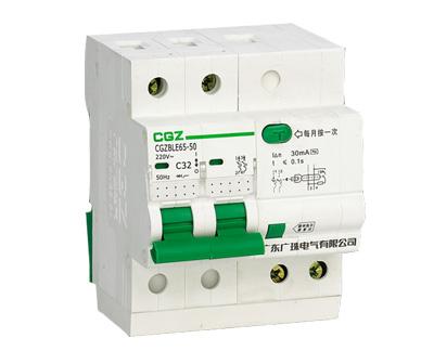 CGZB65系列小型漏电断路器