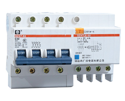 小型漏电断路器
