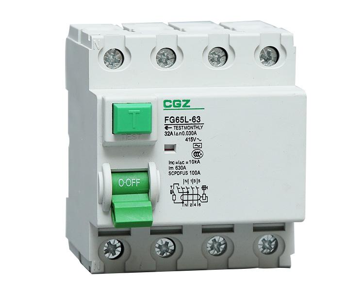 CGZF系列漏电断路器