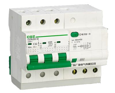 CGZB65LE系列高分断小型断路器